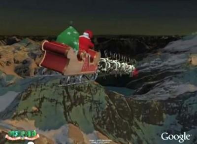 norad pere noel Père Noël enrôlé par le Norad | Mondialisation   Centre de  norad pere noel