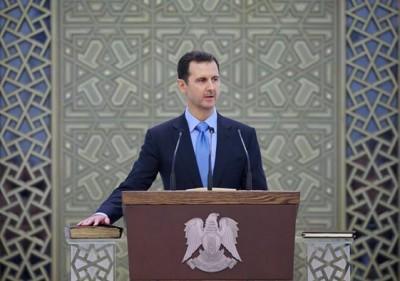Discours d'investiture du Président Bachar al-Assad