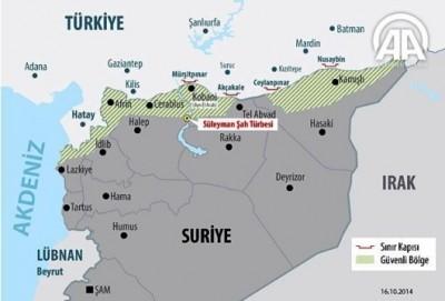 Turkey\'s Invasion Of Syria: The Roadmap To « Regime Change ...