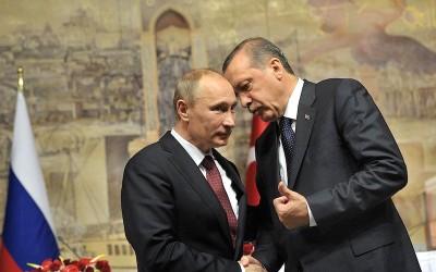 Putin - Erdogan, RIA Novosti