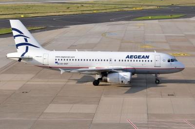 Aegean Airlines | Eric Salard (CC BY-SA 2.0)