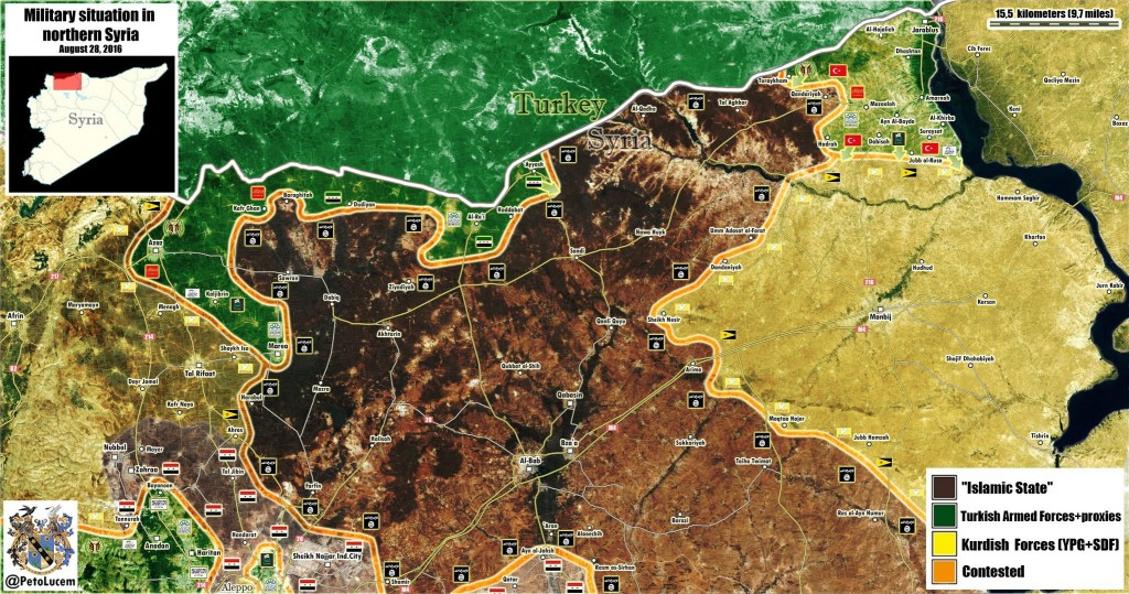 US-NATO-Turkey Invasion of Northern Syria: CIA « Failed ...