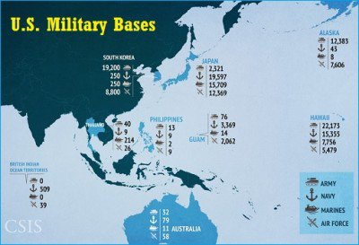 Washington\'s \'Pivot to Asia\': A Debacle Unfolding | Mondialisation ...