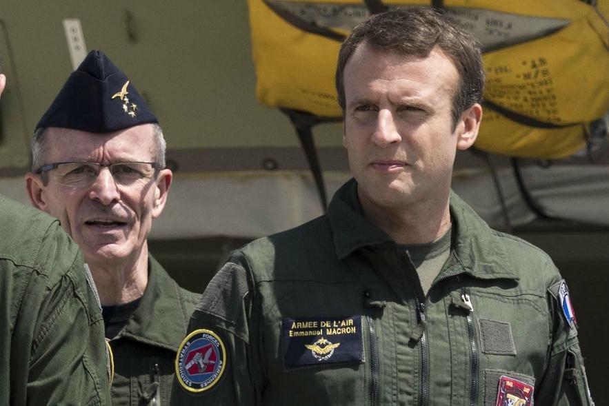 Macron propose une augmentation de 35 pour cent des budgets militaires |  Mondialisation.ca