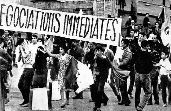 Algérie – Le 11 décembre 1960 : le tournant décisif | Mondialisation.ca