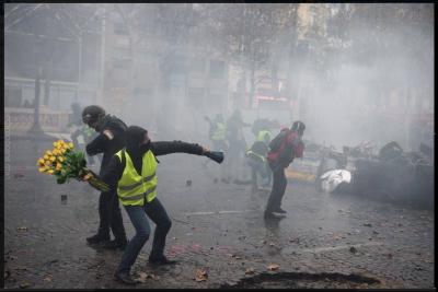 foto de Les Gilets jaunes révélateur d un modèle de société en crise Mondialisation Centre de