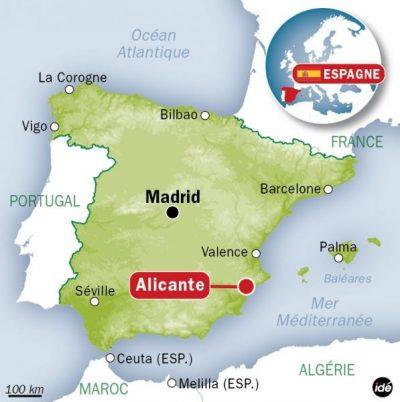 L'Université d'Alicante en Espagne censure des articles scientifiques sur la répression fasciste ...