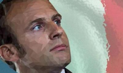 Un média britannique a nommé la principale menace pour le président français