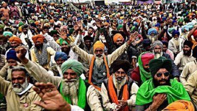 En Inde, après plus de 100 jours, les agriculteurs poursuivent leurs protestations